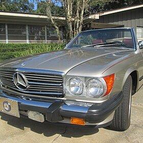 1989 Mercedes-Benz 560SL for sale 100859909