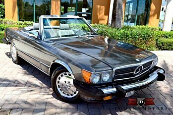 1989 Mercedes-Benz 560SL for sale 100772069