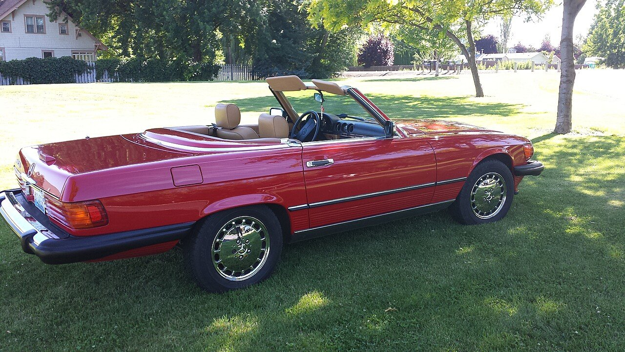 1989 Mercedes-Benz 560SL for sale 100889371