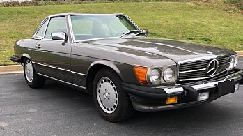1989 Mercedes-Benz 560SL for sale 100954536