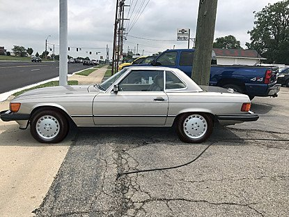 1989 Mercedes-Benz 560SL for sale 100887812
