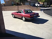 1989 Mercedes-Benz 560SL for sale 100916002