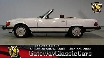 1989 Mercedes-Benz 560SL for sale 100739667