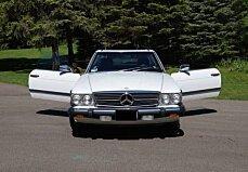 1989 Mercedes-Benz 560SL for sale 100792037