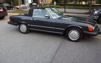 1989 Mercedes-Benz 560SL for sale 100812226