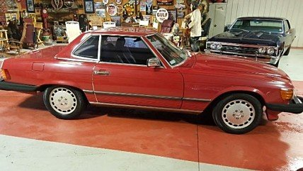 1989 Mercedes-Benz 560SL for sale 100827382