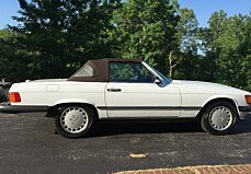 1989 Mercedes-Benz 560SL for sale 100832720