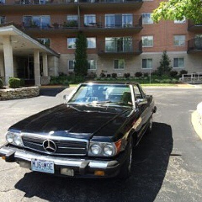 1989 Mercedes-Benz 560SL for sale 100852901
