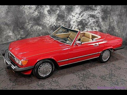 1989 Mercedes-Benz 560SL for sale 100872245