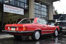 1989 Mercedes-Benz 560SL for sale 100880606