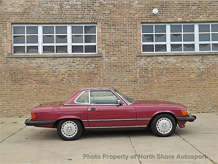 1989 Mercedes-Benz 560SL for sale 100893928