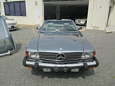 1989 Mercedes-Benz 560SL for sale 100903543