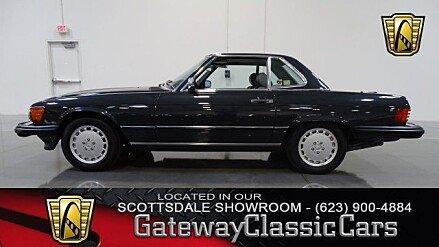 1989 Mercedes-Benz 560SL for sale 100910020