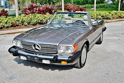 1989 Mercedes-Benz 560SL for sale 100913600