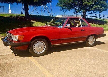 1989 Mercedes-Benz 560SL for sale 100915888