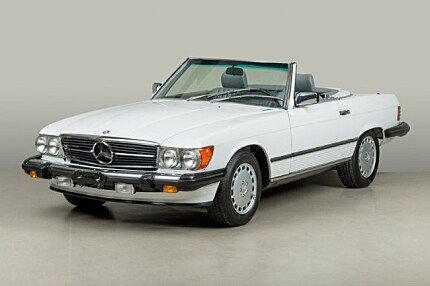 1989 Mercedes-Benz 560SL for sale 100931381
