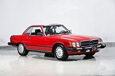 1989 Mercedes-Benz 560SL for sale 100954998