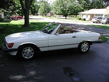 1989 Mercedes-Benz 560SL for sale 100965699