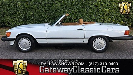 1989 Mercedes-Benz 560SL for sale 100967929