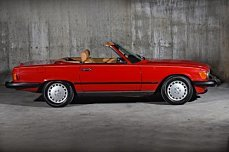 1989 Mercedes-Benz 560SL for sale 100976320
