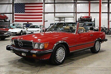 1989 Mercedes-Benz 560SL for sale 100977636
