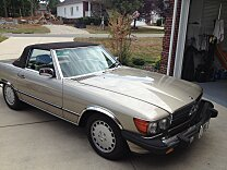 1989 Mercedes-Benz 560SL for sale 100978928