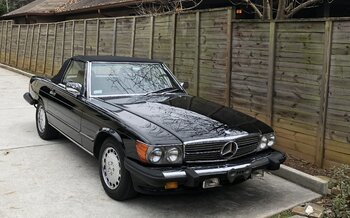 1989 Mercedes-Benz 560SL for sale 100980084