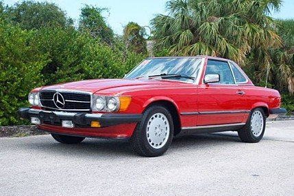 1989 Mercedes-Benz 560SL for sale 100991182