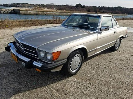 1989 Mercedes-Benz 560SL for sale 100994765