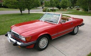 1989 Mercedes-Benz 560SL for sale 100996001