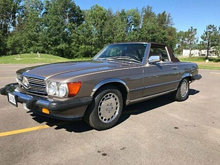 1989 Mercedes-Benz 560SL for sale 100996350