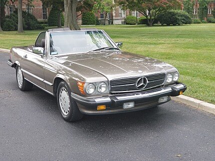 1989 Mercedes-Benz 560SL for sale 100997159