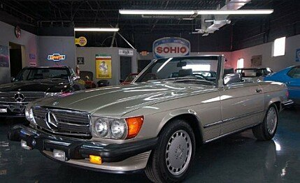 1989 Mercedes-Benz 560SL for sale 101017099