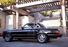1989 Mercedes-Benz 560SL for sale 101036212