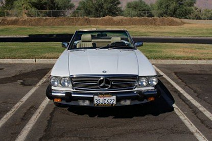 1989 Mercedes-Benz 560SL for sale 101039132