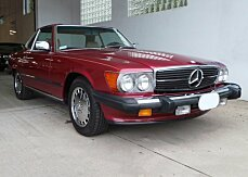 1989 Mercedes-Benz 560SL for sale 101039275
