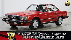 1989 Mercedes-Benz 560SL for sale 101044521