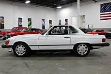 1989 Mercedes-Benz 560SL for sale 101046030