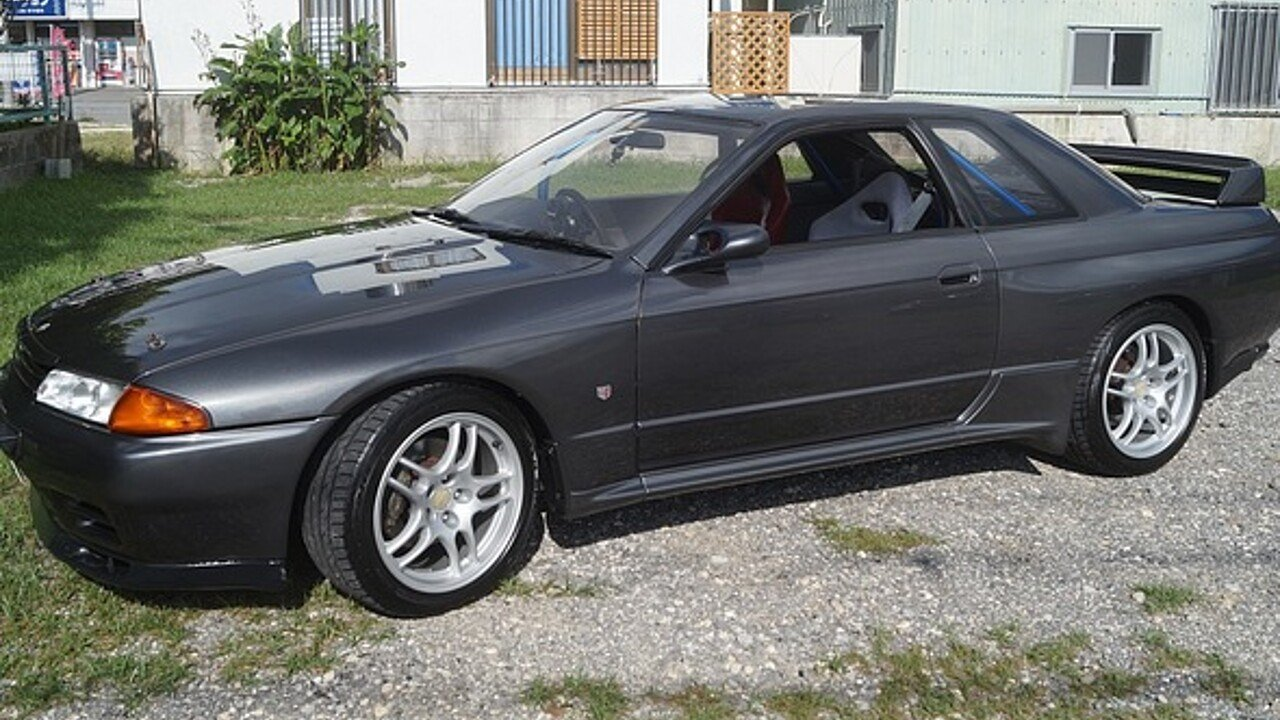 1989 nissan skyline classics for sale classics on autotrader 1989 nissan skyline for sale 100791830 vanachro Gallery