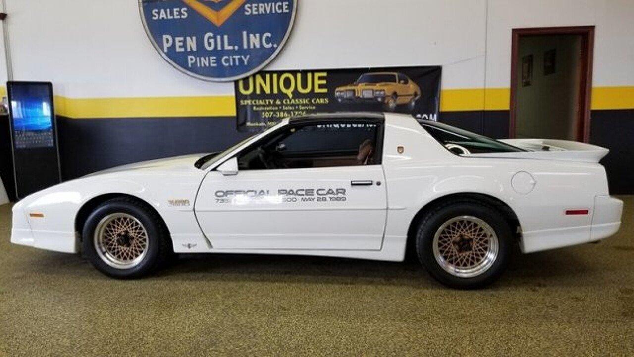 1989 Pontiac Firebird Trans Am Coupe for sale near Mankato ...