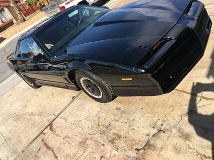 1989 Pontiac Firebird Trans Am Coupe for sale 100859436
