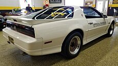 1989 Pontiac Firebird Trans Am Coupe for sale 100960080