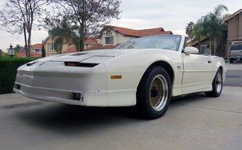 1989 Pontiac Firebird Trans Am Coupe for sale 101001725
