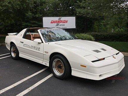 1989 Pontiac Firebird Trans Am Coupe for sale 101021506