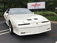 1989 Pontiac Firebird Trans Am Coupe for sale 101022298