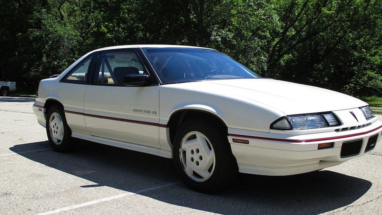 1989 pontiac grand prix se coupe for sale near skokie. Black Bedroom Furniture Sets. Home Design Ideas