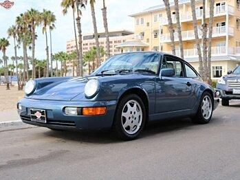 1989 Porsche 911 Carrera 4 Coupe for sale 100839263