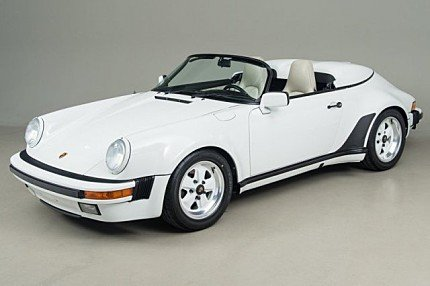 1989 Porsche 911 Carrera Cabriolet for sale 100853294