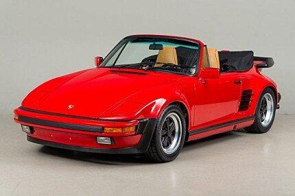1989 Porsche 911 Turbo Cabriolet for sale 100853320