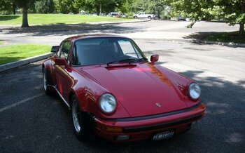 1989 Porsche 911 Turbo Coupe for sale 100891945